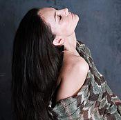 """Одежда ручной работы. Ярмарка Мастеров - ручная работа Мохеровый джемпер """"Julia"""". Handmade."""