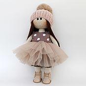Куклы и игрушки handmade. Livemaster - original item Doll with clothes. Doll interior, doll as a gift. Handmade.