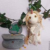 Куклы и игрушки ручной работы. Ярмарка Мастеров - ручная работа Хранитель Янтарного грота. Handmade.