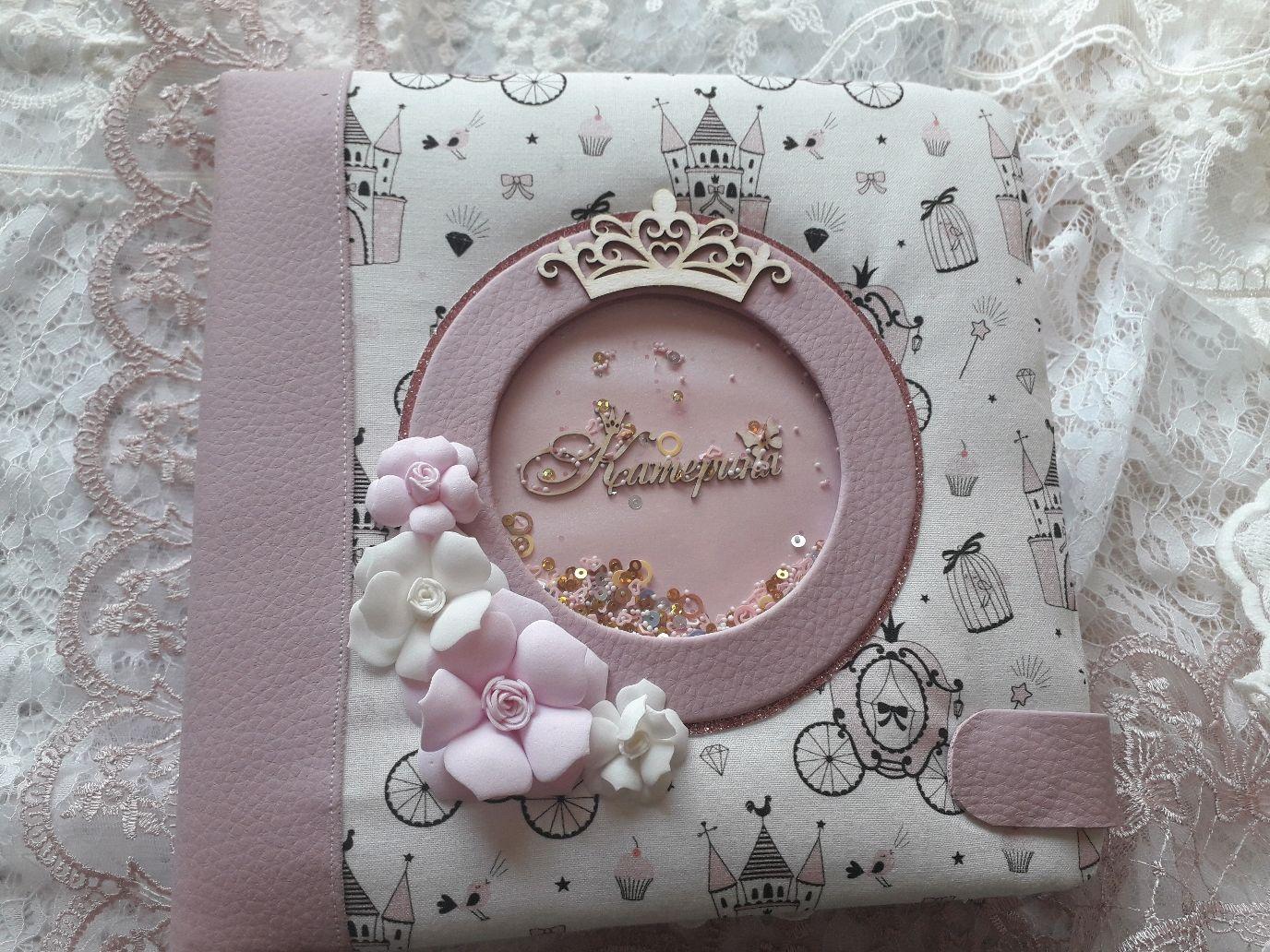 Фотоальбом для принцессы, Фотоальбомы, Новосибирск,  Фото №1