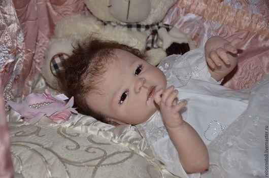 Куклы-младенцы и reborn ручной работы. Ярмарка Мастеров - ручная работа. Купить Кукла реборн Викторинка. Handmade. Кукла реборн