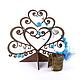 Статуэтки ручной работы. Ярмарка Мастеров - ручная работа. Купить Дерево для украшений. Handmade. Дерево счастья, интересный подарок, лак