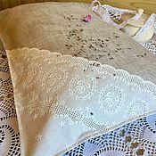 Для дома и интерьера handmade. Livemaster - original item The pillow is a great herbal