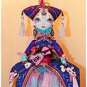 Куклы и игрушки ручной работы. Ярмарка Мастеров - ручная работа авторская шарнирная будуарная кукла ПЕРРИ. Handmade.