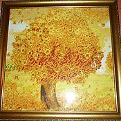 Фен-шуй и эзотерика ручной работы. Ярмарка Мастеров - ручная работа Картина денежное дерево. Handmade.