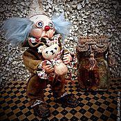 Куклы и игрушки ручной работы. Ярмарка Мастеров - ручная работа Кукла коллекционная Пикколо-Бамбино. Handmade.