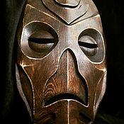 handmade. Livemaster - original item Mask Of Skyrim, A Dragon Priest Mask. Handmade.