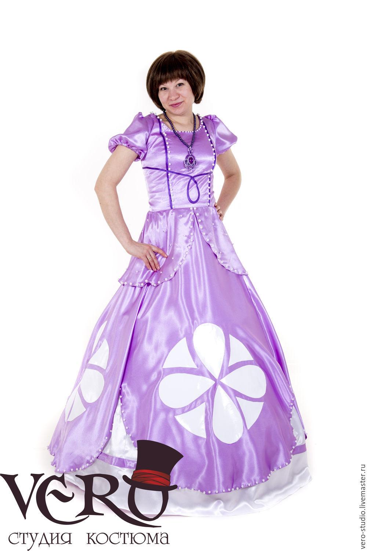 Платье как у софии прекрасной
