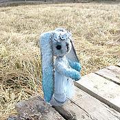 Куклы и игрушки ручной работы. Ярмарка Мастеров - ручная работа зайка мертвая невеста. Handmade.