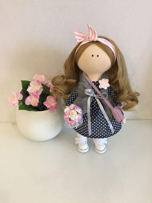 Коллекционные куклы ручной работы. Ярмарка Мастеров - ручная работа. Купить Интерьерная кукла. Handmade. Интерьерная кукла, портретная кукла