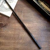 Субкультуры handmade. Livemaster - original item Sirius Blake magic wand. Handmade.