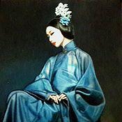 Картины и панно handmade. Livemaster - original item Picture: The crown of creation.. Handmade.