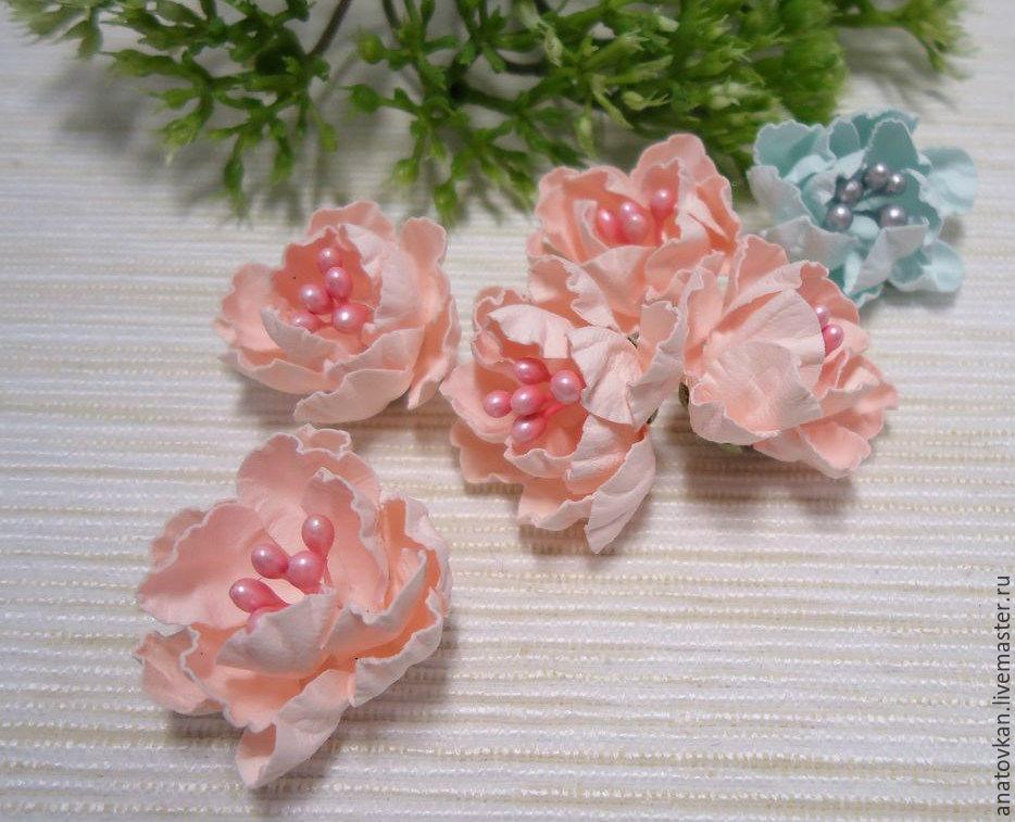 Бумажные цветы для скрапбукинга купить таллинн заказ цветов в омске с доставкой оплата картой