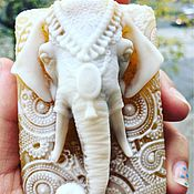 Косметика ручной работы. Ярмарка Мастеров - ручная работа Овсяный слон. Handmade.