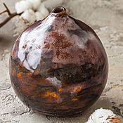 """Для дома и интерьера ручной работы. Ярмарка Мастеров - ручная работа Ваза """"Bronze"""". Handmade."""
