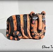 Для дома и интерьера ручной работы. Ярмарка Мастеров - ручная работа Тигр. Handmade.