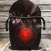 Фен-шуй и эзотерика handmade. Livemaster - original item Bags for dark decks. Handmade.