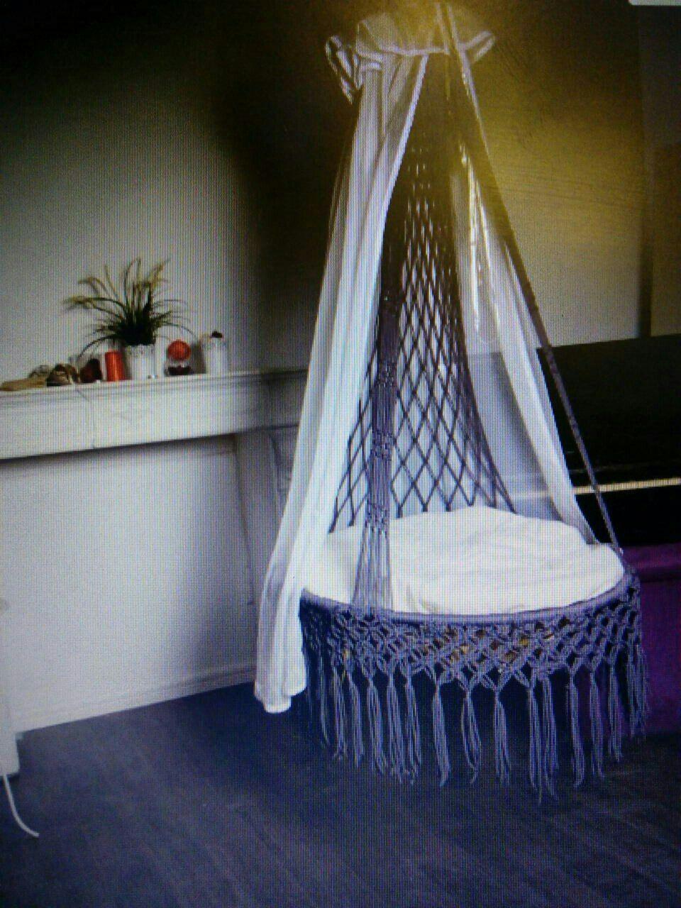 Мебель ручной работы. Ярмарка Мастеров - ручная работа. Купить подвесное кресло гамак. Handmade. Макраме, качели, подвесное кресло