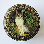 Для дома и интерьера handmade. Livemaster - original item box lacquer
