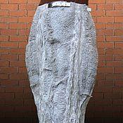"""Одежда ручной работы. Ярмарка Мастеров - ручная работа Юбка валяная """"Эзотерика"""". Handmade."""