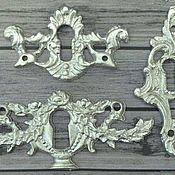 Материалы для творчества handmade. Livemaster - original item Set of antique keyholes