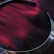 Колье ручной работы. Ярмарка Мастеров - ручная работа Колье серебряное. Handmade.
