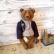 Куклы и игрушки ручной работы. Ярмарка Мастеров - ручная работа Английский студент Дастин. Handmade.
