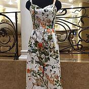 Одежда ручной работы. Ярмарка Мастеров - ручная работа Платье Gucci. Handmade.