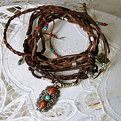 Украшения handmade. Livemaster - original item Versatile boho jewelry