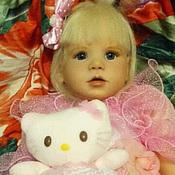 Куклы и игрушки ручной работы. Ярмарка Мастеров - ручная работа Малышка Снежана. Handmade.
