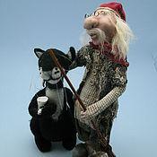 Куклы и игрушки ручной работы. Ярмарка Мастеров - ручная работа Приятели. Handmade.