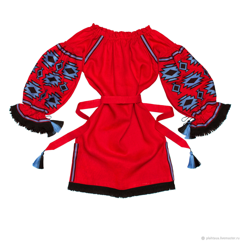 "Короткое платье с бахромой ""Песня Ветра"", Dresses, Kiev,  Фото №1"