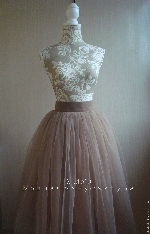 Подклад для фатиновой юбки