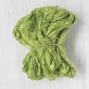 Материалы для творчества handmade. Livemaster - original item Silk handkerchiefs Caipirinha 10 gr. Italian factory DHG. Handmade.