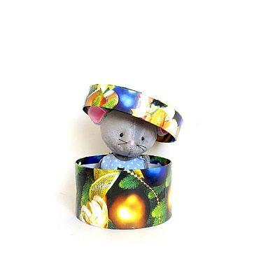 Куклы и игрушки ручной работы. Ярмарка Мастеров - ручная работа Мышонок. Handmade.