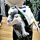 Коллекционные куклы ручной работы. Мечта. Светлана. Интернет-магазин Ярмарка Мастеров. Вдв, авторская кукла, смешанная техника
