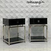 Для дома и интерьера handmade. Livemaster - original item Lady CHROME Cabinet.. Handmade.