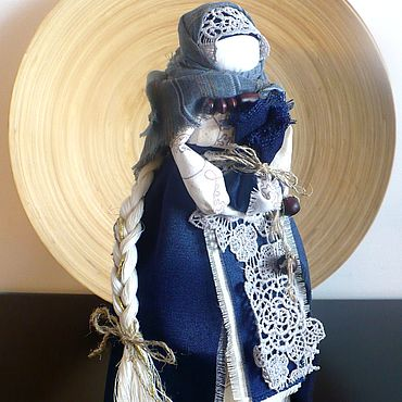Dolls & toys. Livemaster - original item Bereginya, amulet doll, guardian of home and family. Handmade.