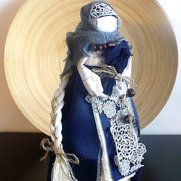 Куклы и игрушки ручной работы. Ярмарка Мастеров - ручная работа Берегиня, кукла-оберег, защитница семьи и домашнего очага. Handmade.