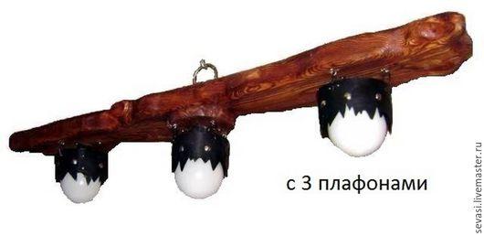 Освещение ручной работы. Ярмарка Мастеров - ручная работа. Купить Светильник под старину. Handmade. Под старину, стиль кантри