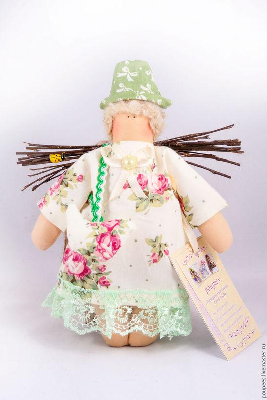 Кукла Тильда Домашний ангел
