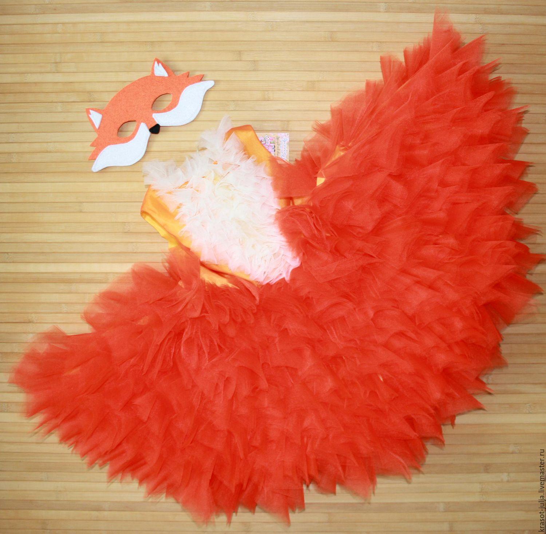 схемы вышивки мультяшных лисичек