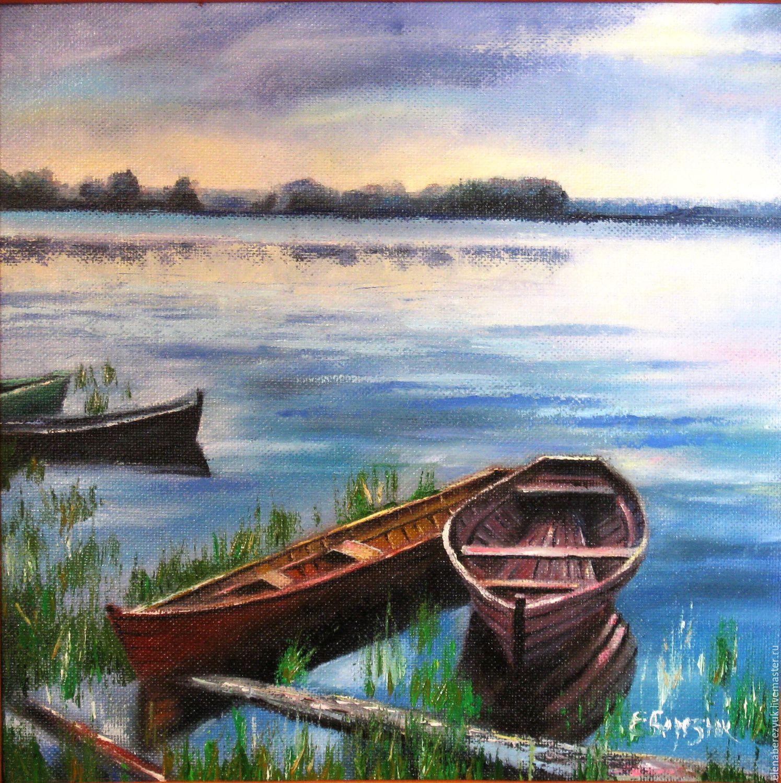 En verano es fácil levantarse temprano - pintura al óleo – compra u ...