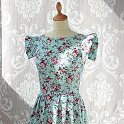 """Одежда ручной работы. Ярмарка Мастеров - ручная работа Платье """"Прованс"""". Handmade."""