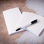 Канцелярские товары handmade. Livemaster - original item Removable Notepad