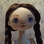 Куклы и пупсы ручной работы. Ярмарка Мастеров - ручная работа Текстильная кукла Машенька. Handmade.