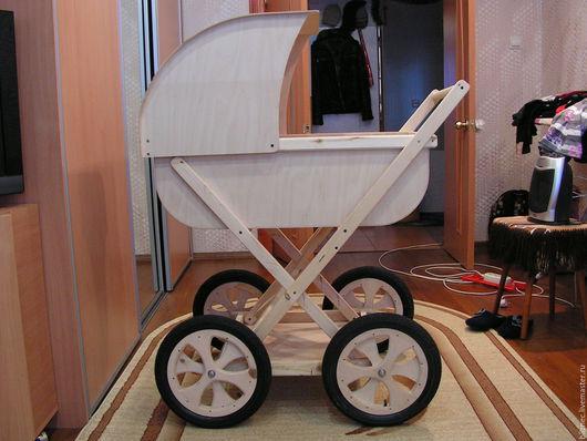Аксессуары для колясок ручной работы. Ярмарка Мастеров - ручная работа. Купить Коляска детская. Handmade. Коляска, фанера 4 мм