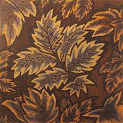 Картины и панно handmade. Livemaster - original item Autumn leaves. Handmade.