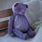 Teddy Bears handmade. Livemaster - original item Teddy bear Greg 33cm. Handmade.