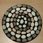 Для дома и интерьера ручной работы. Ярмарка Мастеров - ручная работа Цветочная поляна. Handmade.
